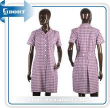 nice design casual dress print dress new fashion in 2014