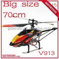 4ch single- lâmina grande controleremoto helicópteros para a venda