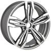BK707 alloy wheel