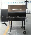 Pellet di legno bbq griglia completo di montaggio tramoggia- costruire la propria pellet griglia/fumatore