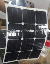 10W/20W/30W/40W /50W Good Quality USA Flexible Solar Panel make in China for European