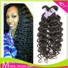 Wholesale unprocessed 7a grade cheap vigin peruvian remy hair