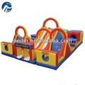 Plus récent 2014 parcours d'obstacles gonflables/bon obstacle gonflable/haute qualité bien sûr obstacle gonflable pour la vente( pour les enfants)