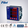 PMAC600B LED 3-Phase panel mounting power meters