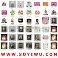 molduras decorativas árabe fabricante do mercado de yiwu para o frame