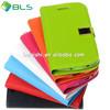 Hot selling fashion flip cover bumper case for blackberry q10