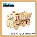 Madeira robotime r/c toy modelo de caminhão