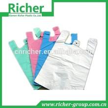 white t shirt bag waiting client design