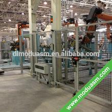 extruded aluminum enclosure for robot, machines