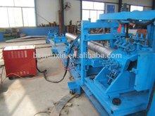 Spiral tube making machine
