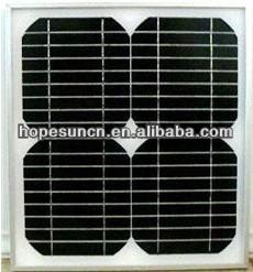 High Quality 10W solar module,10W mono pv module,solar panel for home use