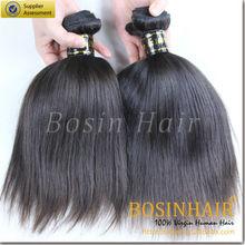 New arrival 6A 100% unprocessed virgin brazillian hair straight