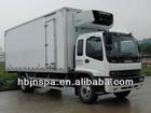 4*2 Best-selling isuzu refrigerated trucks,ISUZU cooling van truck