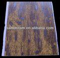 2014 popüler kabartmalı deri tavan paneli