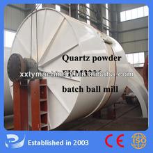 Optimal performance ultrafine 2um quartz bead mill 80000T/Yr