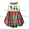 Gifts and stocking hand smocked dress for pets