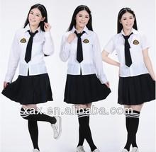 international school uniform