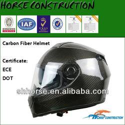 HM Carbon Fiber Full Face Helmet