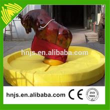 Jinshan amusement park rides mechanical rodeo bull Inflatables
