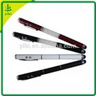 LPB-Y004 new hot-selling gift metal crystal led light ball laser pen