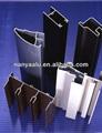 perfis extrudados de alumínio para janelas e portas
