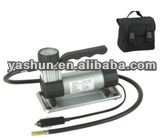 heavy duty car air compressor 12v tire inflator