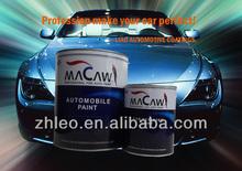 Macaw Car Paint Body Filler