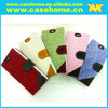 For samsung galaxy s5 mobile phone leather case