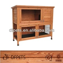 New Design Pet Product For Rabbit Soft Play Hutch DFR052S
