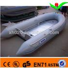 2014 rigid inflatable custom 0.9mm fiberglass small boat