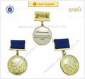 2014 anni alto qualità due colori placcatura russia loghi design personalizzato souvenir miracoloso medaglia del metallo