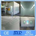 A europa da cabine de pulverizador do ventilador/spray booth lâmpada de calor/spray booth sistema de aquecimento para a venda com ce( 2 anos tempo de garantia)