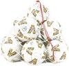 GISCO BALL CARRY NETS 4MM FOR 6 BALLS, 4MM