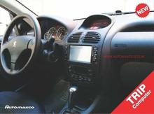 New OEM Automaxco Original Peugeot 206 GPS navigation system MVH-206