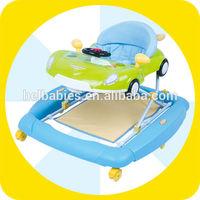 Rolling baby walker car shape W1303DA6