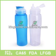 Best sales Coatting outside plastic drinking bottles for sale