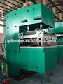 Jaw tipo máquina de conserto de vulcanização de imprensa / usado pneu / pneu máquina de recauchutagem
