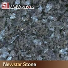 US standard polished norway blue pearl granite