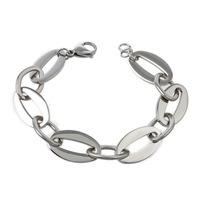 Stainless Steel Jewelry Hipanema Bracelets Silver Bracelet