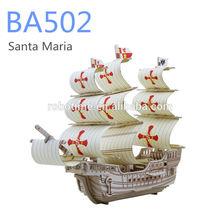 2014 New Adults toy ship -Santa Maria