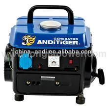 Light Portable Gasoline generator with CE SONCAP EPA