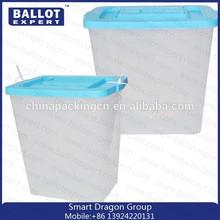 PP election boxes ballot voting plastic box (86 L)