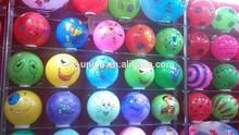 6 inch 9 inch 23cm inflatable pvc toys / hopper ball / Plastic ball