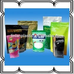 SAFETY FOOD GRADE ziplock plastic dog food bags manufacturer