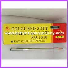 Coloured Soft Cosmetic Art Eyebrow Pencil BEB-S05