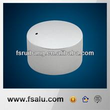 CNC precision milling aluminum cover button