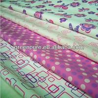 Eco-friendly multi-purpose customized PEVA coated fabric