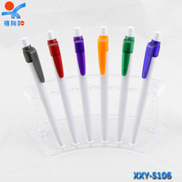 pressurized promotional plastic pen from manufacturers