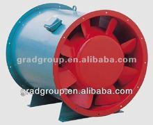 GRAD Axial Ventilation for industrial fan