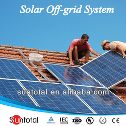 6000 watts inverter solar panel factory direct